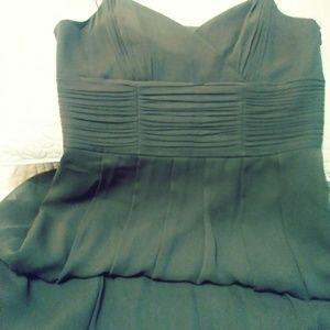 Anne Taylor Chocolate Summer dress
